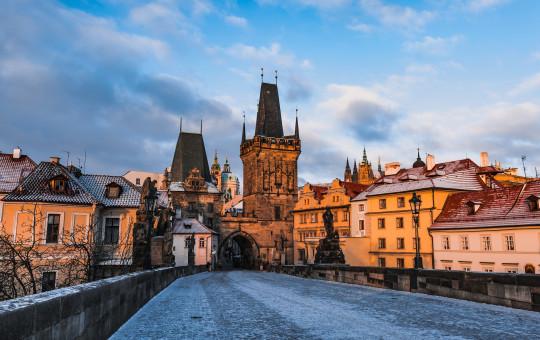 Česko je na 6. místě v evropském žebříčku růstu cen nemovitostí