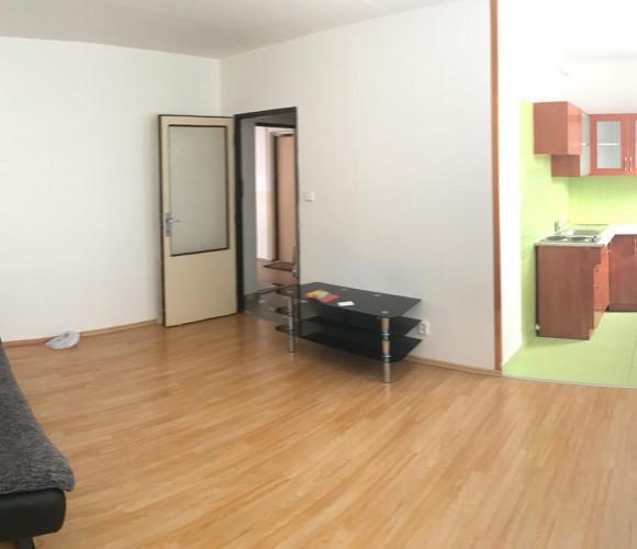 Prodej bytu 1+kk, 30 m2 - Mostecká