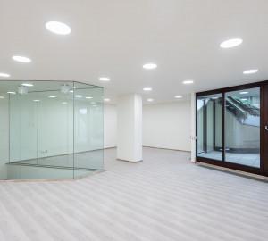 Prodej komerční kanceláře, 126 m2 - Pitterova, Praha 3