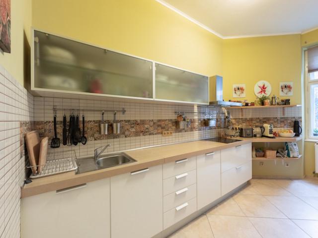 Prodej bytu 3+kk, 99 m2 - U studánky, Praha 7