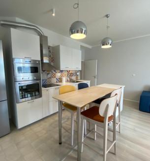 Pronájem bytu 2+kk, 68 m2 - U Plynárny, Praha 4 - Michle