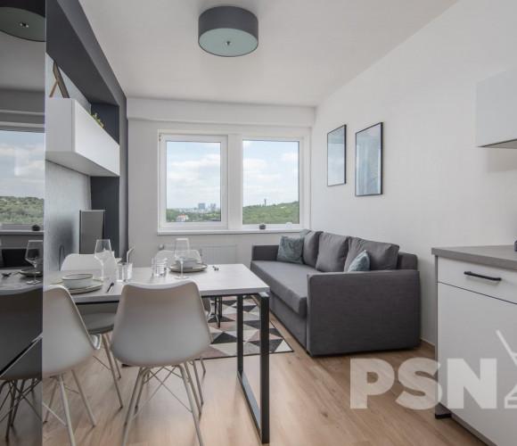 Prodej bytu 1+kk, 25 m2 - Peroutkova, Praha 5