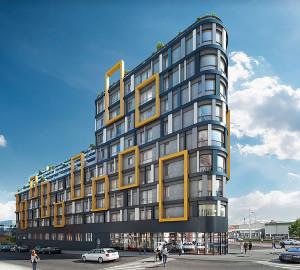 Prodej komerční obchodní prostory, 81 m2 - Českomoravská, Praha 9