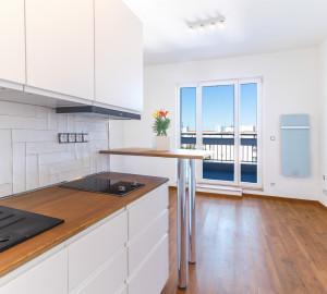 Prodej bytu 1+kk, 32 m2 - Přípotoční, Praha 10