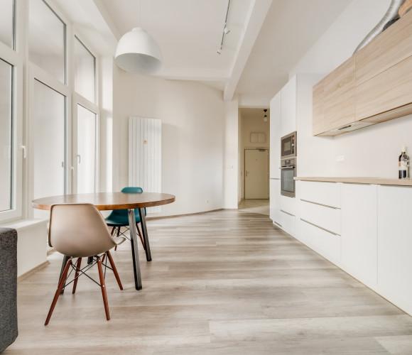 Prodej bytu 2+kk, 69 m2 - Bartoškova, Praha 4