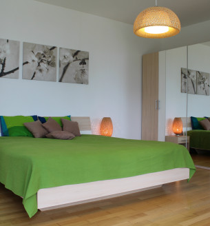 Pronájem bytu 1+kk, 42 m2 - Pitterova, Praha 3 - Žižkov
