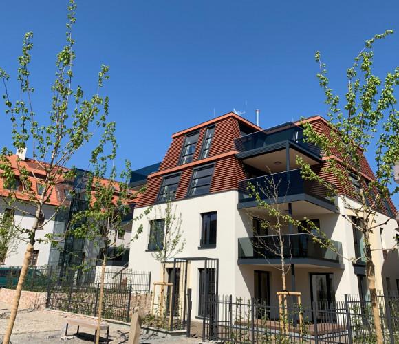 Prodej bytu 4+kk, 130 m2 - Pod Havránkou, Rezidence Troja, Praha 7, Pod Havránkou