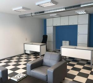 Pronájem komerční kanceláře, 71 m2 - Ke Kapslovně, Praha 3 - Žižkov