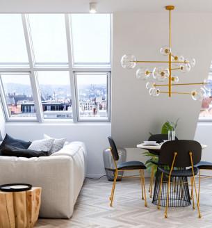 Prodej bytu 4+kk, 146 m2 - Mánesova, Královské Vinohrady, Praha 2