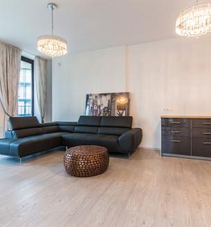 Pronájem bytu 3+kk, 115 m2 - Ke Kapslovně