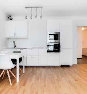 Pronájem bytu 2+kk, 65 m2 - Kunešova, Praha 3