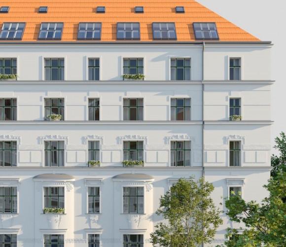 Prodej bytu 2+kk, 61 m2 - Mánesova, Královské Vinohrady, Praha 2