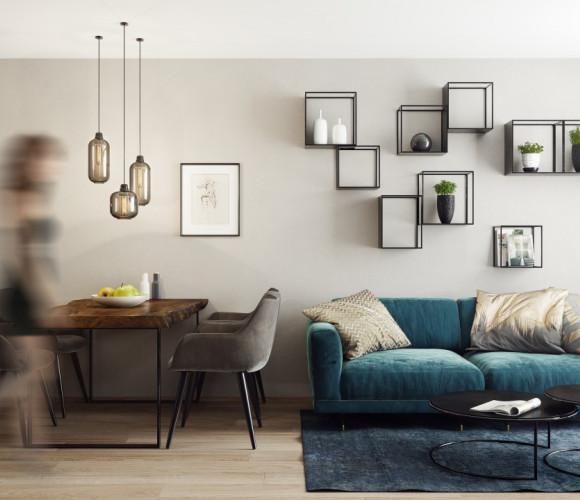 Prodej bytu 3+kk, 77 m2 - Benkova, Praha 4