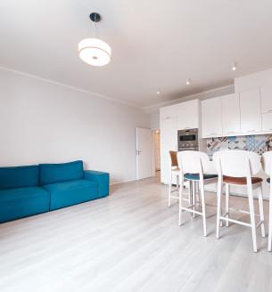 Pronájem bytu 2+kk, 62 m2 - U Plynárny, Praha 10