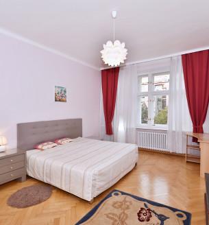 Pronájem bytu 4+kk, 150 m2 - Kolínská, Praha 3