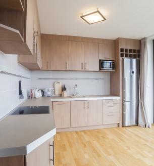 Pronájem bytu 2+kk, 71 m2 - Malešická, Praha 3