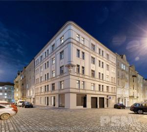 Prodej bytu 1+kk, 32 m2 - Na spojce, Praha 10
