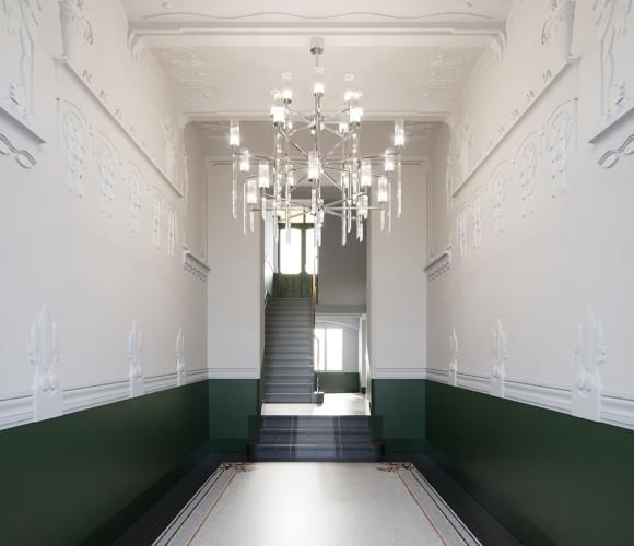 Prodej bytu 1+kk, 37 m2 - U Kanálky, Královské Vinohrady, Praha 2