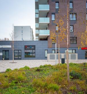 Pronájem komerční kanceláře, 86 m2 - Nekvasilova, Praha 8