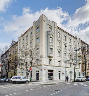 Prodej bytu 3+kk, 97 m2 - Slavíkova, Praha 3