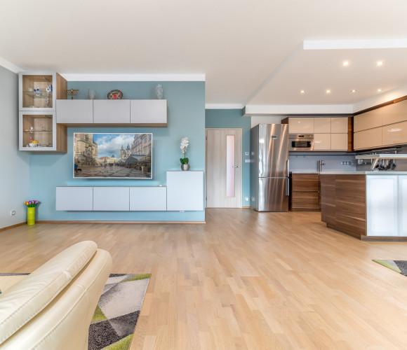 Prodej bytu 5+kk, 163 m2 - Vojenova, Praha 8