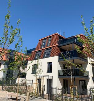 Prodej bytu 2+kk, 48 m2 - Pod Havránkou, Rezidence Troja, Praha 7, Pod Havránkou