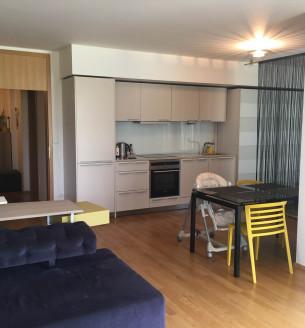 Pronájem bytu  59 m2 - Pitterova, Praha 3