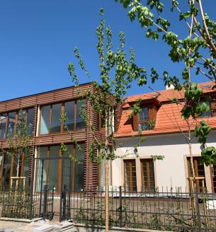 Prodej bytu 3+kk, 116 m2 - Trojská ev. č., Rezidence Troja, Praha 7, Pod Havránkou