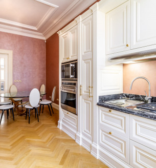 Prodej bytu 3+1, 135 m2 - Veleslavínova, Praha 1