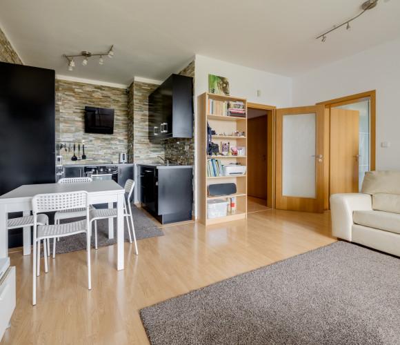 Prodej bytu 2+kk, 49 m2 - Míšovická, Praha 5