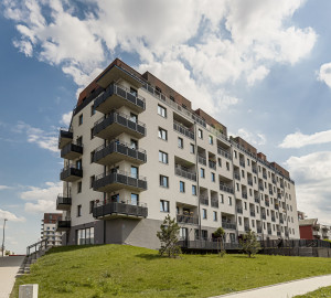 Prodej bytu 1+kk, 32 m2 - Škrábkových, Praha 9