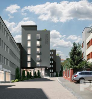 Prodej bytu 2+kk, 43 m2 - Perucká, Praha 2
