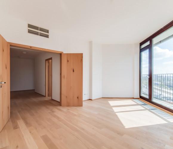 Prodej bytu 3+1, 122 m2 - Ke Kapslovně, Praha 3