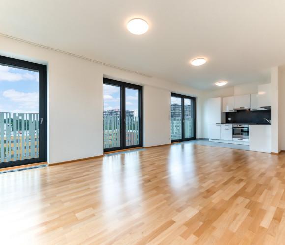 Prodej bytu 3+kk, 94 m2 - Olšanská, Praha 3