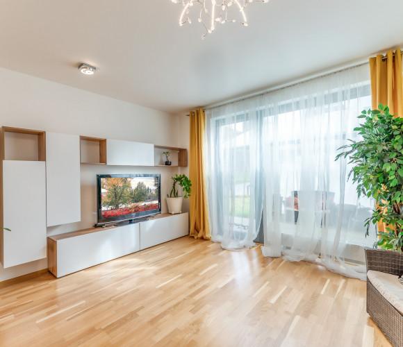 Prodej bytu 2+kk, 62 m2 - Nad Bání, Praha 8