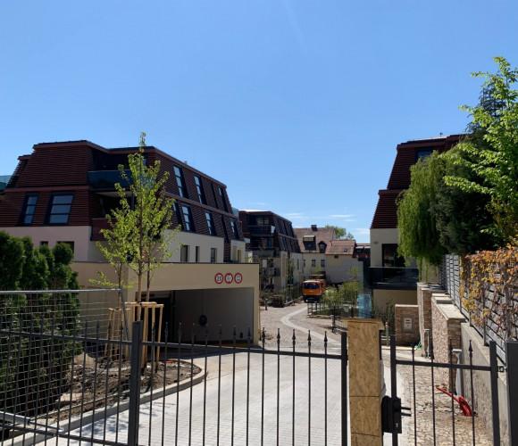 Prodej bytu 3+kk, 90 m2 - Pod Havránkou, Rezidence Troja, Praha 7, Pod Havránkou