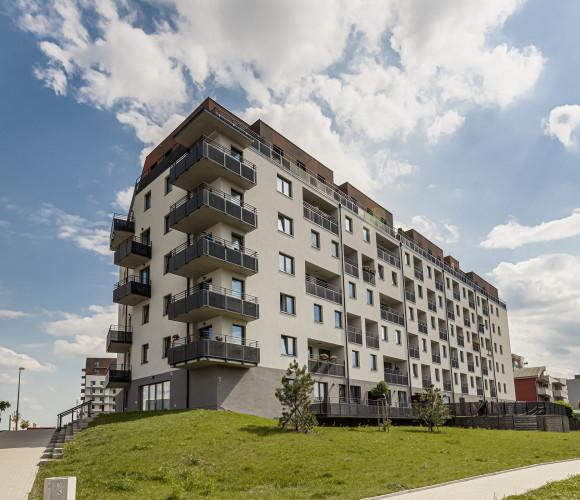 Prodej bytu 1+kk, 43 m2 - Škrábkových, Praha 9