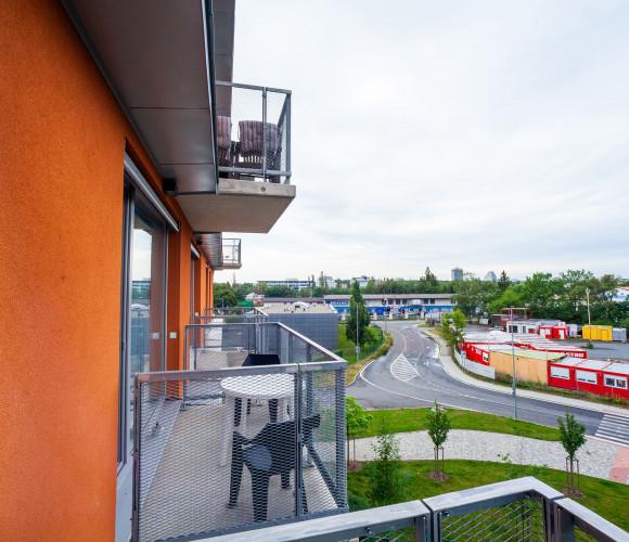 Prodej bytu 1+kk, 48 m2 - Olgy Havlové, Praha 3