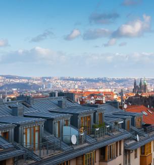 Prodej bytu atypický, 388 m2 - Závěrka, Praha 6