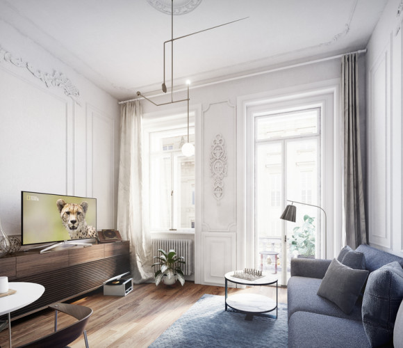 Prodej bytu 1+kk, 25 m2, Praha 2