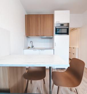 Pronájem bytu 1+kk, 19 m2 - Budějovická, Praha 4