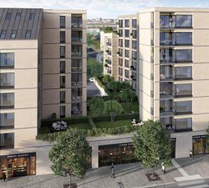 Prodej komerční obchodní prostory, 135 m2, Praha 10