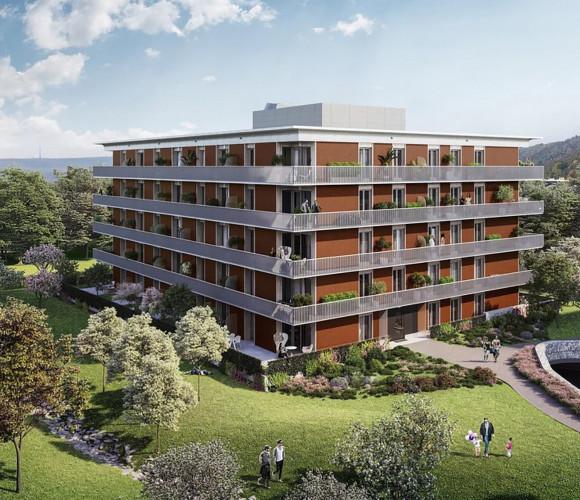 Prodej bytu 4+kk, 103 m2, RIVIÉRA MODŘANY, Praha 12, Vorařská