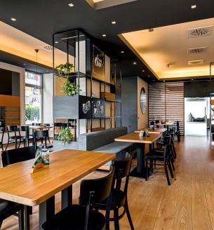 Pronájem komerční restaurace, 550 m2 - Sazovická, Praha 5