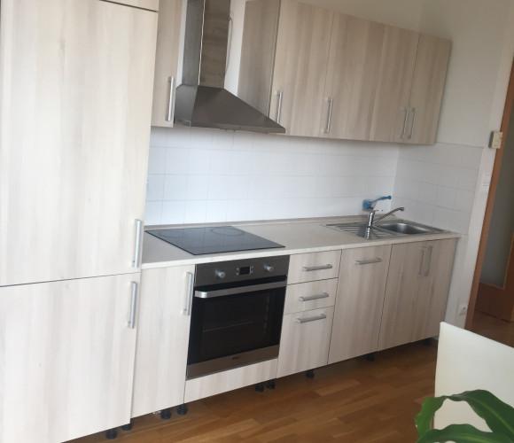 Prodej bytu 1+kk, 45 m2 - Malešická, Praha 3
