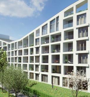 Prodej bytu 1+kk, 43 m2 - Rohanské nábřeží