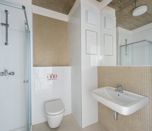 Prodej bytu 2+kk, 38 m2 - Novovysočanská, Praha 9