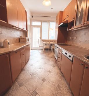 Pronájem bytu 3+1, 89 m2 - Krakovská, Praha 1