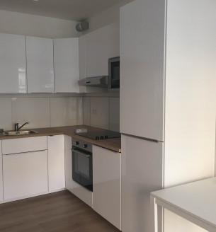Pronájem bytu 1+kk, 33 m2 - Nad úžlabinou, Praha 10