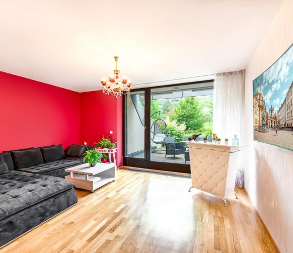 Prodej bytu 3+kk, 130 m2 - Pitterova, Praha 3